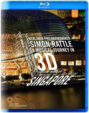 The Berliner Philharmoniker in Singapore (Blu-ray in 3D)