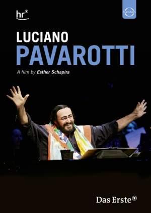 Luciano Pavarotti: Portrait Product Image