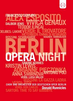 Berlin Opera Night