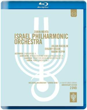 Israel Philharmonic Orchestra: 75 years Anniversary Concert 'Coming Home'