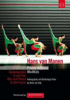 Hans van Manen – Private Archives Product Image
