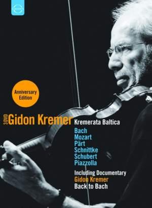 Gidon Kremer: Anniversary Box-Set