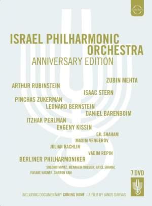 Israel Philharmonic Orchestra: Anniversary Box-Set