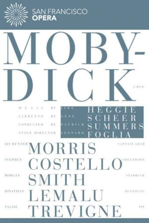 Heggie: Moby-Dick Product Image