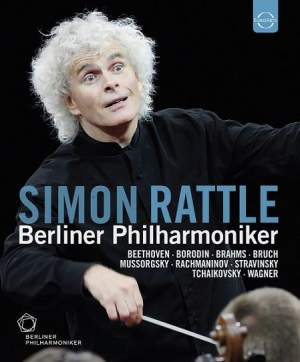Sir Simon Rattle: Berliner Philharmoniker