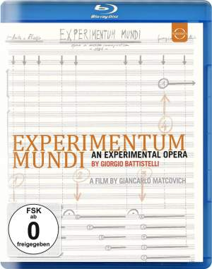 Battistelli: Experimentum Mundi