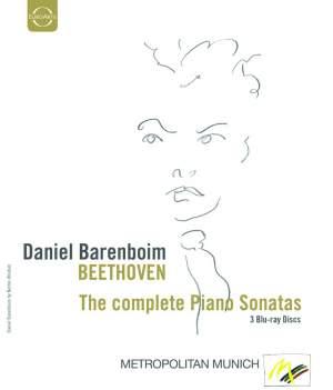 Barenboim plays Complete Beethoven Piano Sonatas