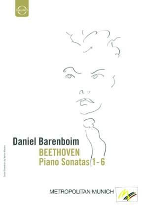 Barenboim plays Beethoven Piano Sonatas Vol. 1 Product Image