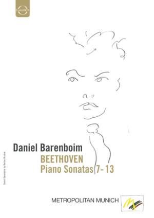 Barenboim plays Beethoven Piano Sonatas Vol. 2 Product Image