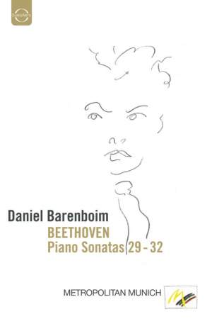 Barenboim plays Beethoven Piano Sonatas Vol. 5