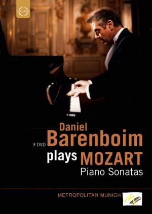 Barenboim plays Mozart