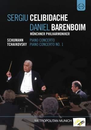 Barenboim plays Schumann & Tchaikovsky