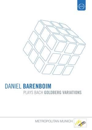 Barenboim plays Bach Goldberg Variations Product Image