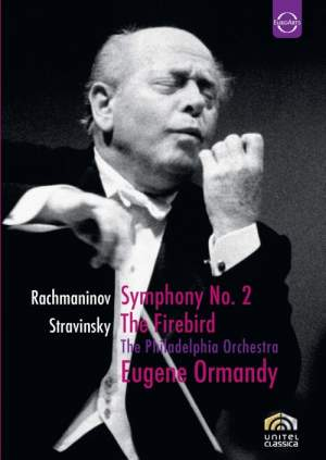 Eugene Ormandy conducts Stravinsky & Rachmaninov