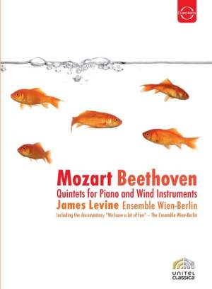 Beethoven & Mozart - Quintets for Piano & Wind Instruments Product Image