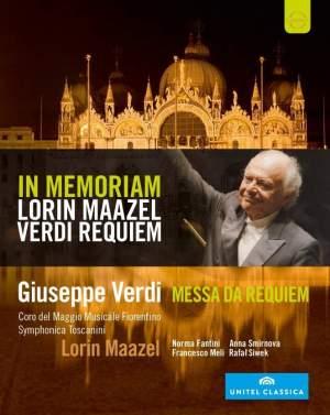In Memoriam: Lorin Maazel Product Image