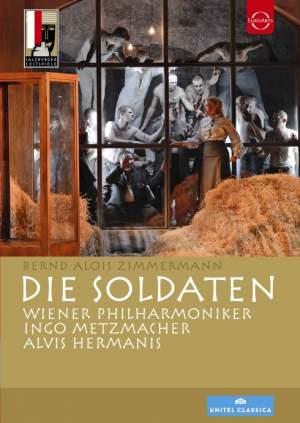 Zimmermann, B A: Die Soldaten