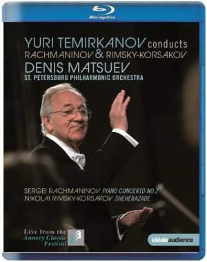 Yuri Temirkanov conducts Rachmaninov & Rimsky-Korsakov