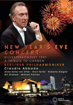 New Year's Eve Concert 1997 - A Tribute to Carmen Product Image