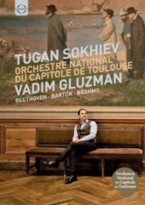 Beethoven - Bartók - Brahms