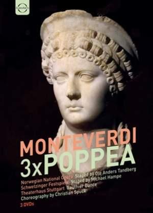 Monteverdi 3x Poppea
