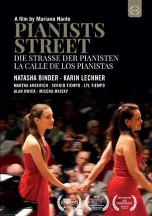 Pianists Street - La Calle de los Pianistas