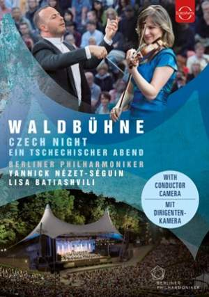Waldbühne 2016 from Berlin: Czech Night