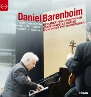 Daniel Barenboim Edition Volume 1