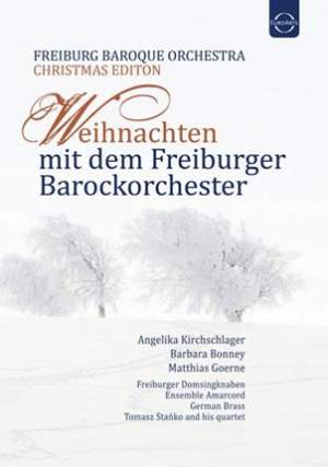 Freiburg Baroque Orchestra - Baroque Christmas