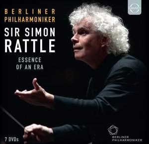 Sir Simon Rattle – Essence of an Era