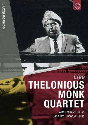 Thelonious Monk Quartet Live