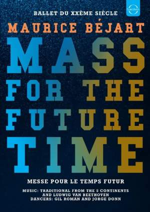 Maurice Béjart – Mass For The Future Time Product Image