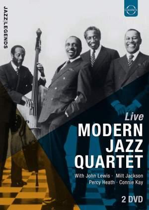 Modern Jazz Quartet Live
