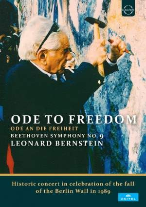 Leonard Bernstein - Ode to Freedom Product Image