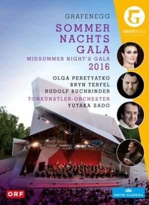 Grafenegg Sommernachtsgala 2016