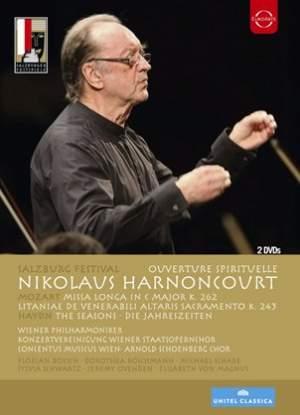 Salzburg Festival – Overture Spirituelle