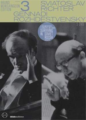 The Bruno Monsaingeon Edition Vol. 3: Richter / Rozhdestvensky