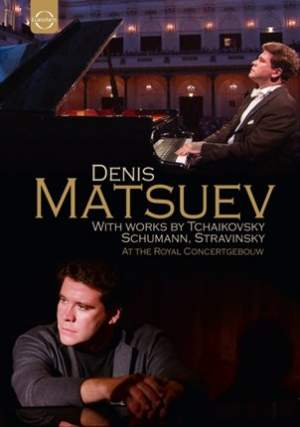 Denis Matsuev at the Royal Concertgebouw