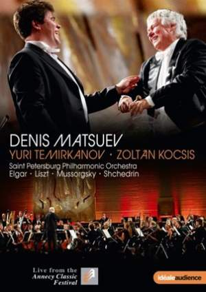 Denis Matsuev Live from the Annecy Classic Festival