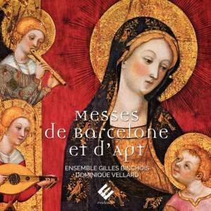 Messes de Barcelone et d'Apt Product Image