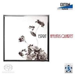 Afflatus Quartet: Esprit