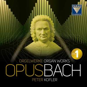 Opus Bach, Vol. 1 - Organ Works Product Image