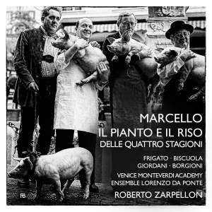 Marcello, B: Il piano e il riso delle quattro stagioni dell'anno Product Image