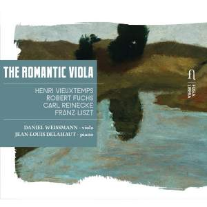 The Romantic Viola Product Image
