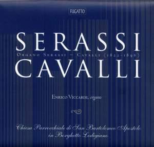 L'Organo Serassi-Cavalli di Borghetto Lodigiano