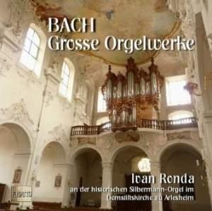 JS Bach: Grosse Orgelwerke