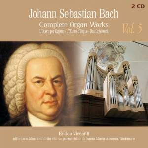 J.S. Bach: Complete Organ Works Vol. 5 Product Image