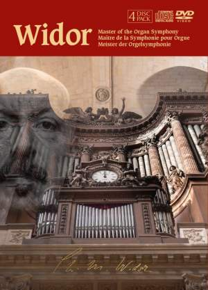 Widor: Master of the Organ Symphony