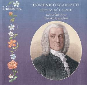 Domenico Scarlatti: Sinfonie and Concerti