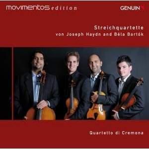 Haydn & Bartók: String Quartets